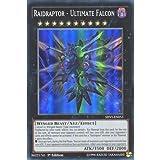 YuGiOh : SHVI-EN053 1st Ed Raidraptor - Ultimate Falcon Super Rare Card - Best Reviews Guide
