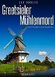 Image of Greetsieler Mühlenmord. Ostfrieslandkrimi (Janneke Hoogestraat ermittelt 5)