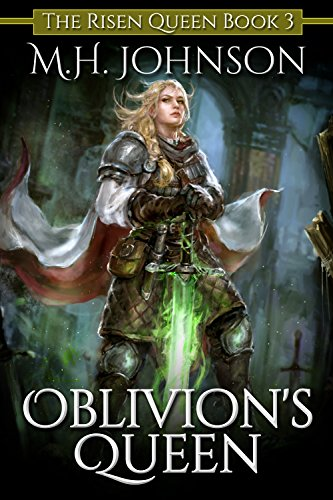 Oblivion's Queen (The Risen Queen Book 3) (English Edition)