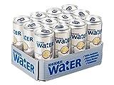 RHODIUS Water Ein Hauch von Passionsfrucht, 12er Pack (12 x 330 ml)