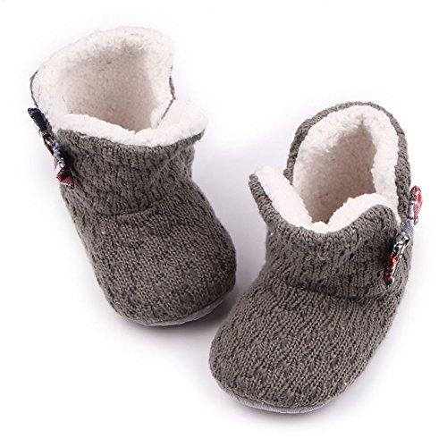Leap Frog  Snow Boots,  Baby, Jungen Schneestiefel Grau