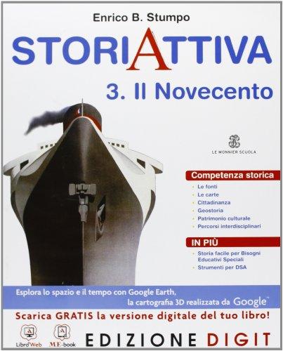 StoriAttiva - Volume 3. Con Me book e Contenuti Digitali Integrativi online