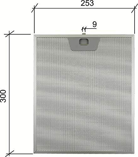Zoom IMG-1 kit 3 pcs filtri alluminio