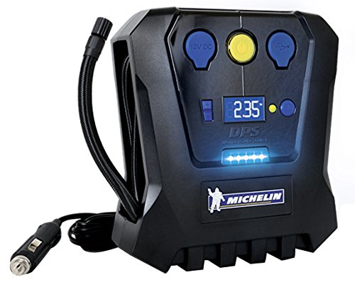 Compresseur digital 12V Michelin Programmable