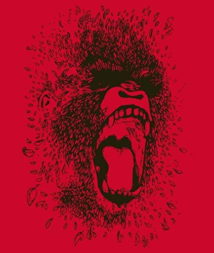 Wild Nature - Damen T-Shirt von Kater Likoli Red
