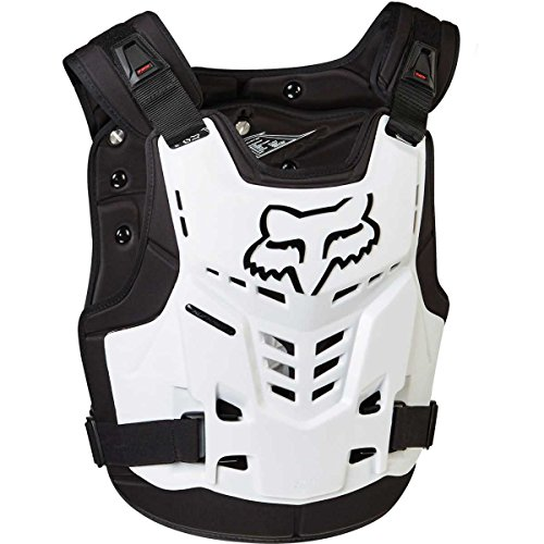 Fox Brustpanzer Proframe LC Weiß Gr. L/XL (Motocross-racing-ausrüstung)