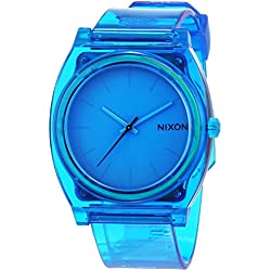Nixon Women's Quartz Watch Analogue Display and Plastic Strap A1191781-00