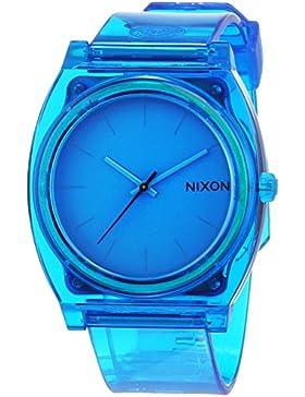 Nixon Damen-Armbanduhr XS Analog Quarz Plastik A1191781-00
