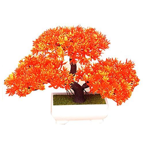 180mm Bonsai Tree in Pot Künstliche Pflanze Dekoration für Büro / Haus