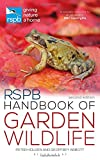 RSPB Handbook of Garden Wildlife: Second Edition