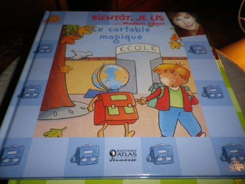 Bientôt, je lis; Le cartable magique; Marlène Jobert, CD par collectif