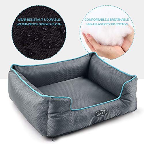 Zoom IMG-3 cuccia per cani sfoderabile cuscino