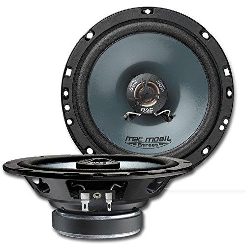 Mac Audio Mac Mobil Street 16.2F Rotondo 2-vie 240W altoparlante auto