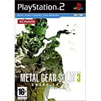 Metal Gear Solid 3: Snake Eater Playstation 2