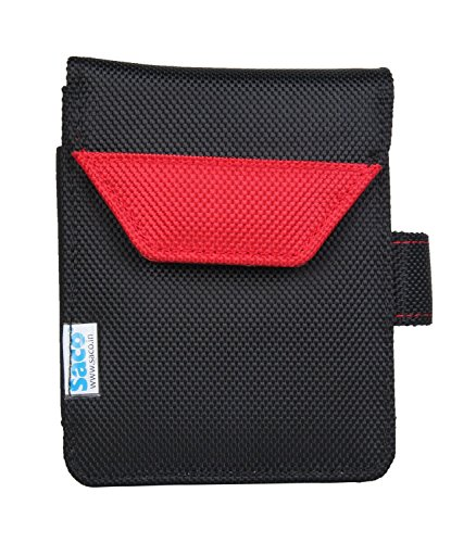 Saco Plug and play External Hard Disk Pouch Cover Bag for Sony HD-B1 1TB External Slim Hard Disk  available at amazon for Rs.180