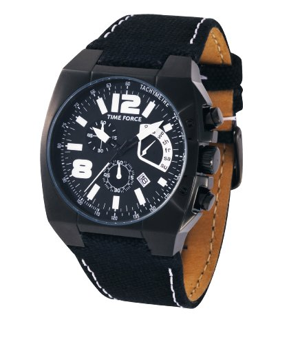 Time Force TF3062M14 - Orologio da polso, donna, colore: nero
