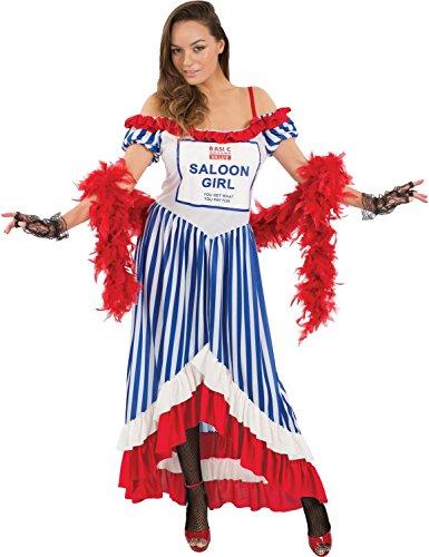 Orion Costumes Costume Saloon Girl Donna – economico