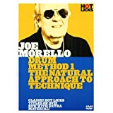 Hot Licks: Joe Morello - Drum Method 1 The Natural Approach To Technique. Für Schlagzeug