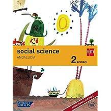 Social science. 2 Primary. Savia. Andalucía - 9788416346325
