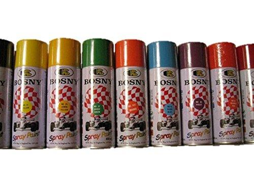 Swift Bosny Spray Paints