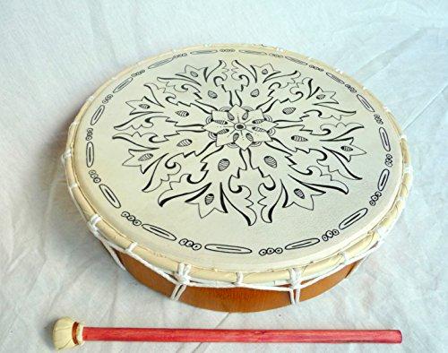 tamburo-sciamanico-telaio-tamburo-tamburo-bodhran-in-tibet-36-x-8-cm