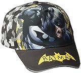 Batman Jungen Kappe CD-22-2035, (Mehrfarbig), 2 Jahre