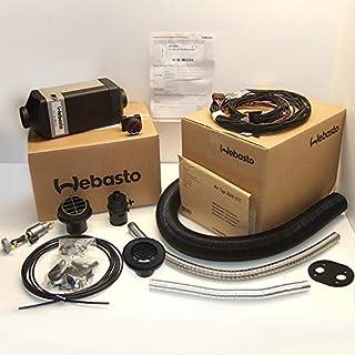 Webasto Air Top 2000 STC diesel air heater and install kit 12v Euro Kit