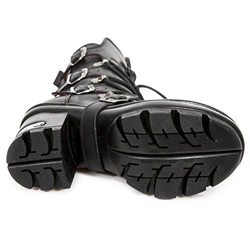 New Rock Damen M Neotyre05 S1 Stiefel & Stiefeletten BLACK, BLACK
