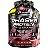Muscletech Phase 8 - Strawberry, 1er Pack (1 x 2 kg)