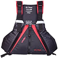 Onyx Outdoor Onyx MoveVent Curve Paddle Sports PFD - Red - M/L