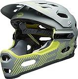 BELL Super 3R MIPS Helm, Matt Smoke/Pear, Medium/55-59 cm