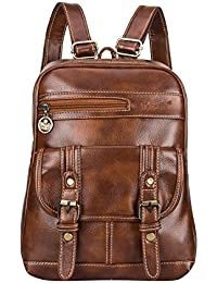Amazon.co.uk: Leather - Fashion Backpacks / Women's Handbags ...