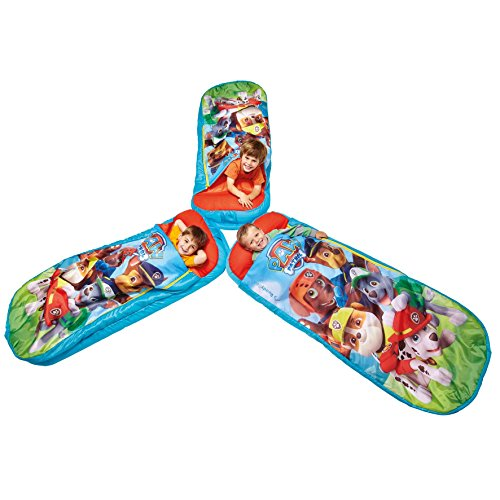 Readybed Paw Patrol Junior Inflatable Kids Air Bed and Sleeping Bag in One