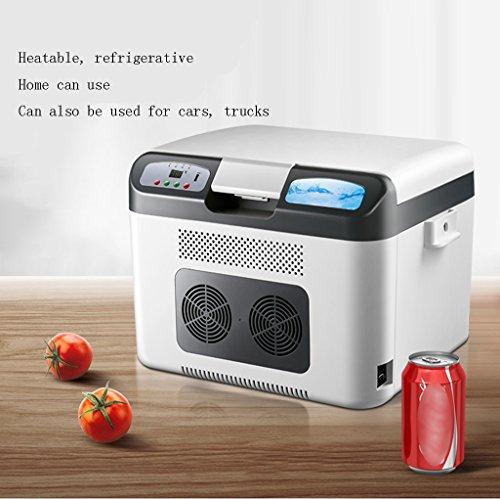 510%2B0L6zjNL - Refrigerador Portátil 26L Mini Cooler Nevera Congelador Medicamento Insulina Vaccine Refrigerador Calentador TG Car Home Travel Camping Picnic