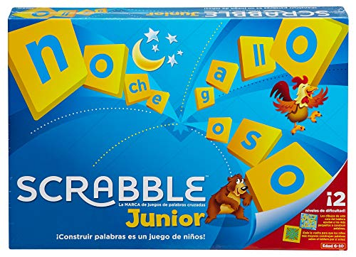 Mattel Games Scrabble junior