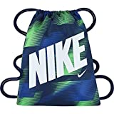 Nike Graphic Gym Sack Junior Sporttasche, Blau, One Size