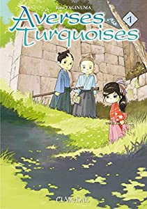 Averses turquoises Edition simple Tome 1