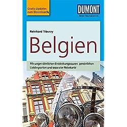 DuMont Reise-Taschenbuch Reiseführer Belgien: mit Online-Updates als Gratis-Download Autovermietung Belgien