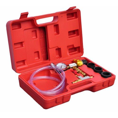 6pièces Radiateur pour système de refroidissement sous vide purge et recharge kitpas cher