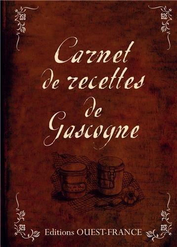 Carnet de recettes de Gascogne par Pauline Ebrard-Déceneux