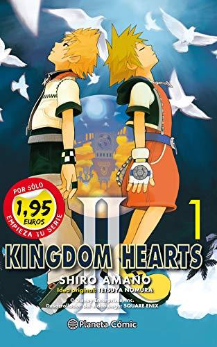 MM Kingdom Hearts nº 01 1,95: 2 (Manga Manía)
