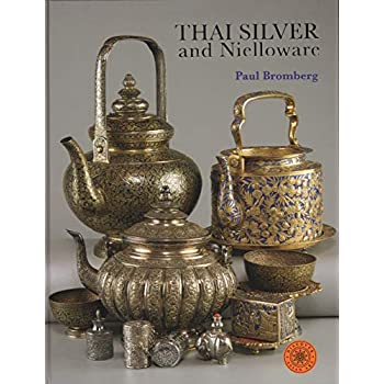 Thai silver and nielloware