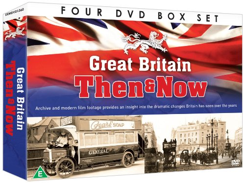 Great Britain - Then And Now: Collection [DVD] [UK Import]