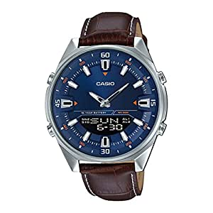 Casio Enticer Analog-Digital Blue Dial Men's Watch - AMW-830L-2AVDF (AD230)