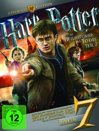 Bild von Harry Potter und die Heiligtümer des Todes Teil 2 (Ultimate Edition) [3 DVDs]