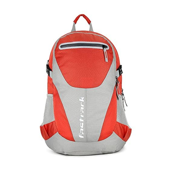 Fastrack 26.84 Ltrs Red Casual Backpack (A0657NRD01)