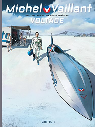 Michel Vaillant - Nouvelle Saison - tome 2 - Voltage