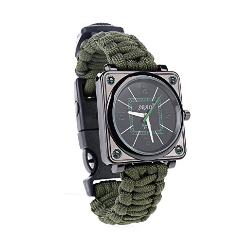 multifunktions-outdoor-survival-armbanduhr-paracord-armband-uhr-kompass-pfeife-feueranzunder-schaber