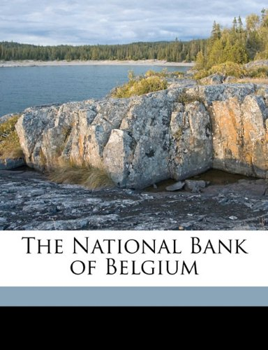 The National Bank of Belgium