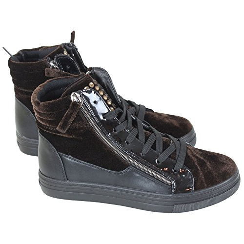 Kebello - Baskets H15248A Marron